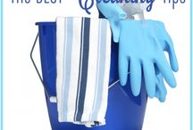 Clean Me Up / Cleaning Tips and Tricks / by Sisterhood of the Sensible Moms