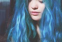 hair / by Jenny Walker