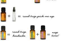 essential oils / by Olivia Budo