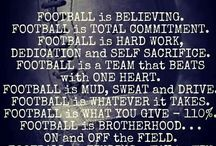 Football / by Tina Brown