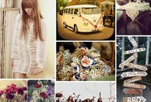 Weddings - Bohemian / Relaxed Bohemian Style / by Wedding and Event Institute