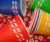 Dixie Cups...LOVE them! / by Sandy McClay