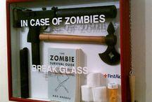 Zombie Invasion  / by Amanda LaRue-Warren