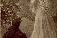Fairy tales and illustrations / by Alicja Trefler