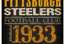 Steeler Nation / by Aly Scrima
