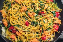 zuchini noodles & more.. twirl your veggies! / by f.i.t. first in training
