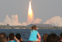 Space Shuttle Discovery's Final Launch / by Marty McGuire