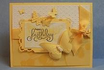 Cards for Birthdays / by Sheryl Knight