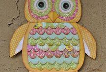 Owls! / by Dixon Wilhelm