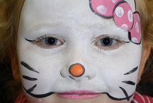 Face Painting / Face painting ideas for kids at parties & holidays. / by Cristina Sans