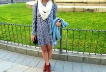 College Fashionista / for more posts follow my page http://www.collegefashionista.com/franciescott/  / by Francie Scott