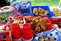 Tailgating Must-Haves! / Nothing says game day more than a good old fashion tailgate! Bust out the BBQ grill, the ice-cold beer and all the food you can bring, it's time to tailgate! / by Fandeavor