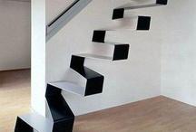 Stairs / by Aaron Kesseler