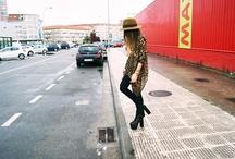 Street Fashion / by Adilene Guadarrama