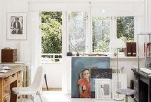 The Studio / by Heather Bullard