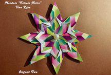 Origami 1 / by Edilene Félix