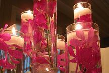 Centerpieces / by Wedding Decorator