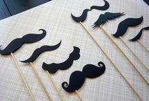mustache party / by Christine Butler