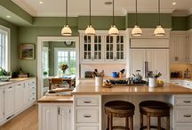 kitchens / by Wendy Alimo
