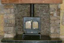 Stone Settings / by Quadra-Fire Stoves