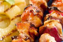 BBQ Recipes / Food Recipes / by Kathy Holt