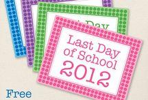 School / by Kami D