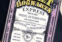 Event Planning : Harry Potter / by Katie Varnado