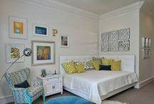 Bedroom ideas / by Katelyn Olson