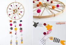 Crafts for kids  / by Morgan Crampton