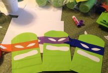 Ninja Turtle Party / by Mommy's Fabulous Finds