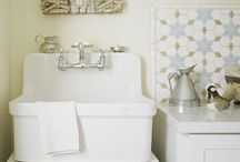 Laundry Room / making the boring chores more enjoyable / by Alanna Rusnak {SelfBinding Retrospect}