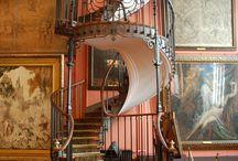 Stairways / by Jodi Hankins Garnett