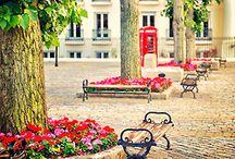 London town / by Sandra Lifsey