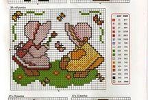 Cross stitche / by Pauline Fallon