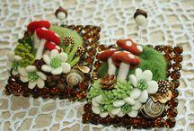 fungi / by Megan Flickinger