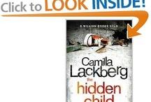 Scandinavian Crime Fiction Books / by Kathy Allard