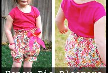 Sewing patterns / by Skye Little