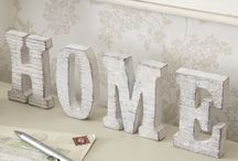 Home Inspiration  / and Organization / by Marja Schwedler