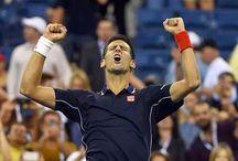 Novak Djokovic / by Lizzy Castro