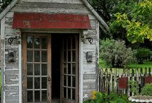 Potting Sheds / by Mary Sullivan
