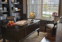 Home Office / by Janelle Openshaw