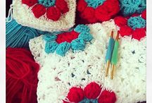 Crochet & knit  / by Heather Hayes