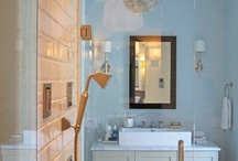 Bathrooms and Powder Rooms by Fivecat Studio / Some of our favorite bathrooms and powder rooms at Fivecat Studio projects. / by Fivecat Studio