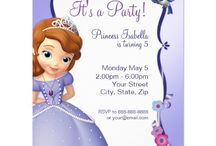 First Birthday Invitations Girl / This First Birthday Invitations Girl board has a collection of the best invitations that follow the cool theme...  / by Celeste J. Hoban