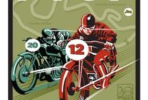 Vintage Motorbikes / by Dominique Falla