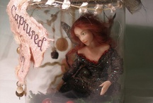 Fairy's & Sprites / by Luchia Maria