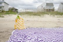 Waterproof Picnic Blankets / by Ooh Baby