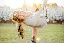 Senior back drop ideas?? / by Rebecca Gill