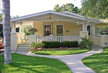 Houses I love / by Ginger Bakos