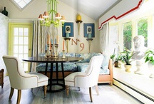 Cozy eating nooks / by Janet Kronbach